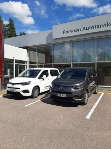 Photos from Porvoon Autotarvike oy ab's post